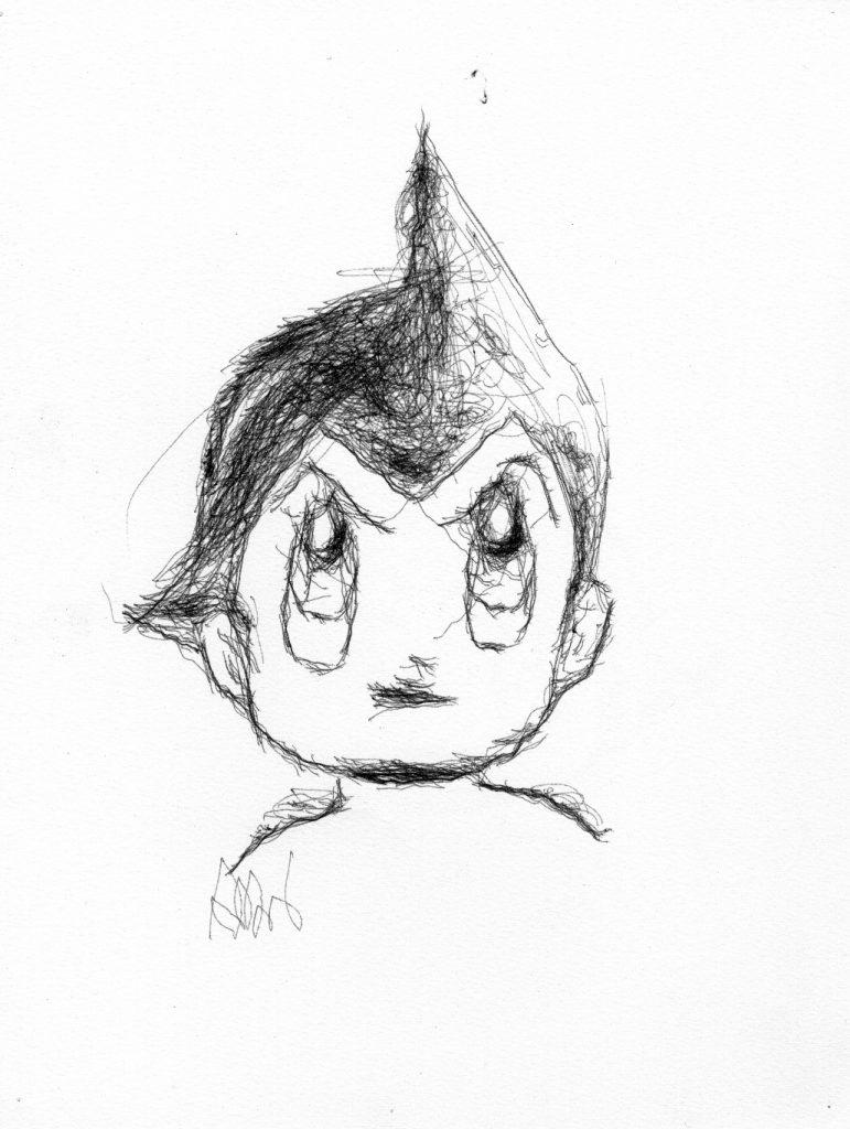 Astro Boy by Paul-II